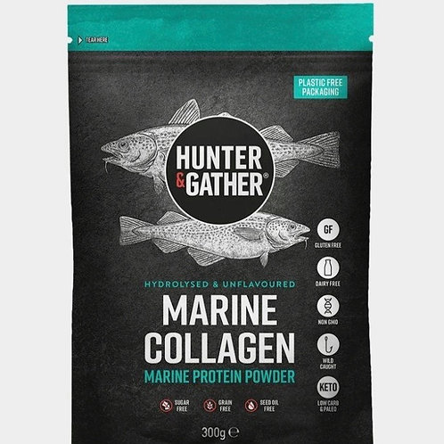 Marine Collagen Powder Hunter & Gather