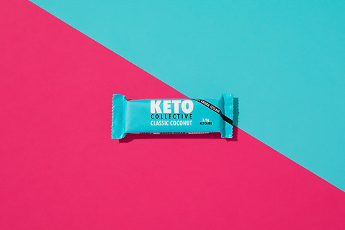Classic Coconut Keto Bar