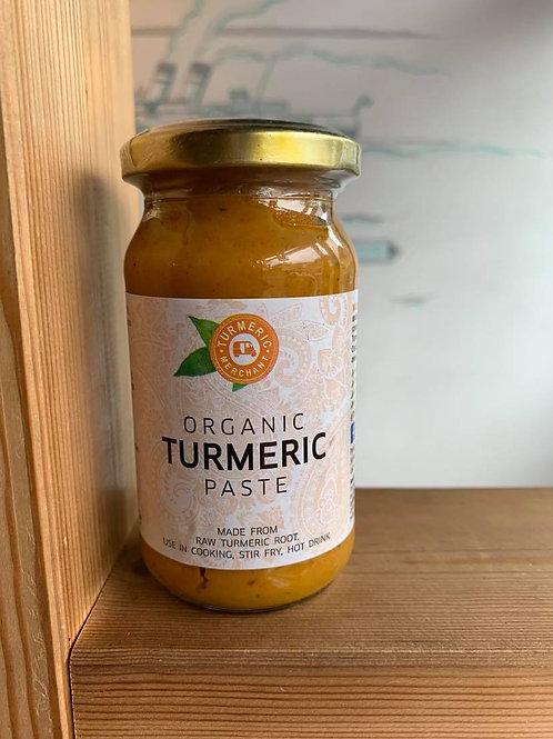 Organic Turmeric Paste