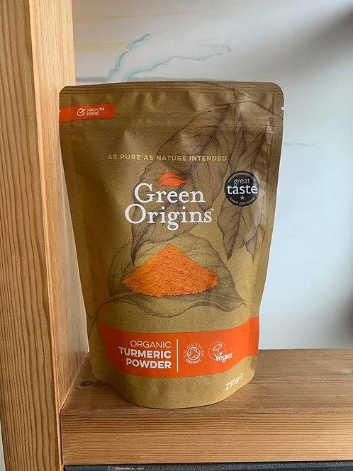 Organic Turmeric Powder- 250g