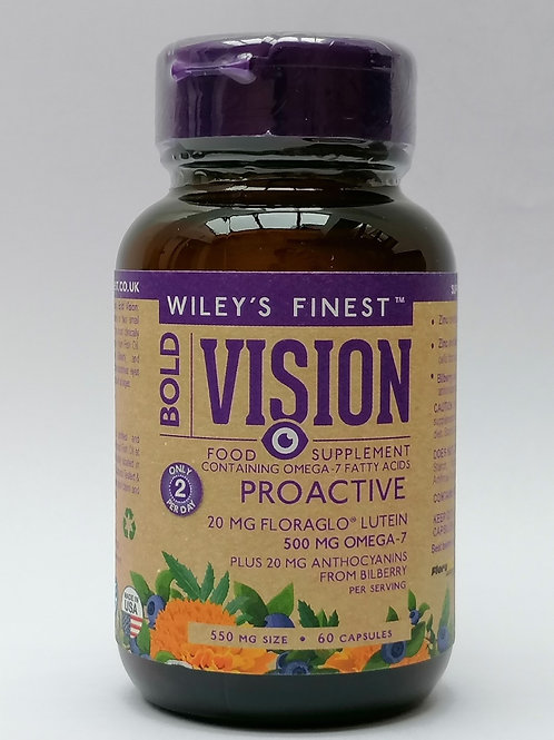 WILEY'S FINEST BOLD VISION 500mg