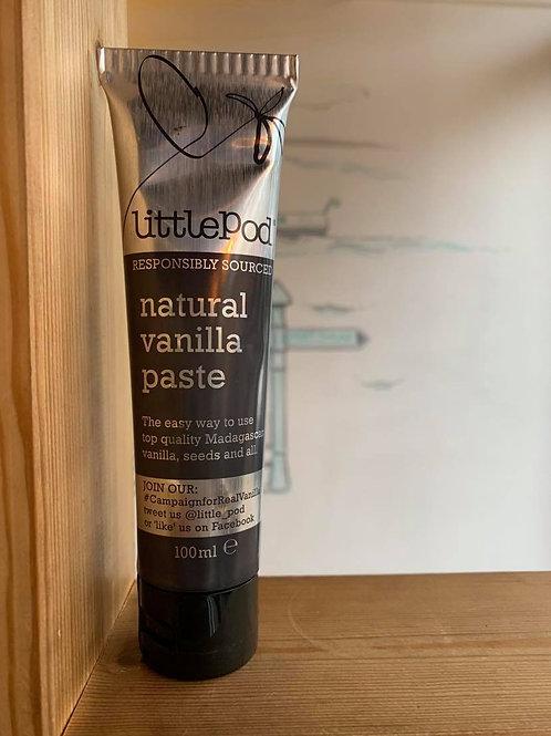 Natural Vanilla Paste- Little Pod