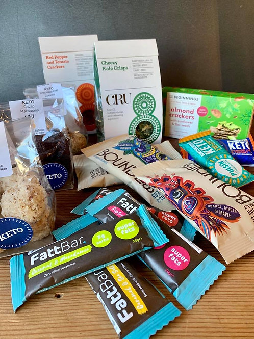 Vegan Keto on the Go Big Bundle!