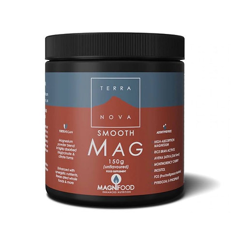 Smooth MAG- highly absorbed magnesium food supplement