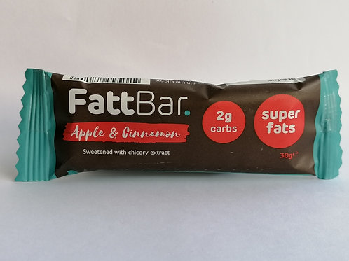 FATTBAR Apple and Cinnamon