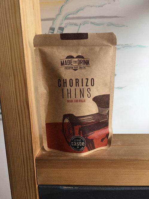 Chorizo Thins-