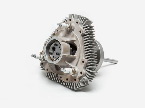 Moteur rotatif (LiquidPiston®)