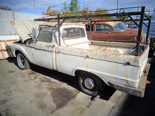1963 Ford Truck shortbed  F-100