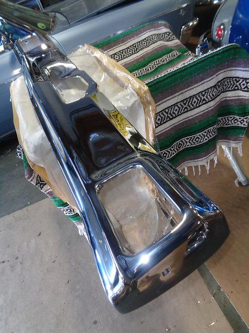 70 chevelle rear bumper