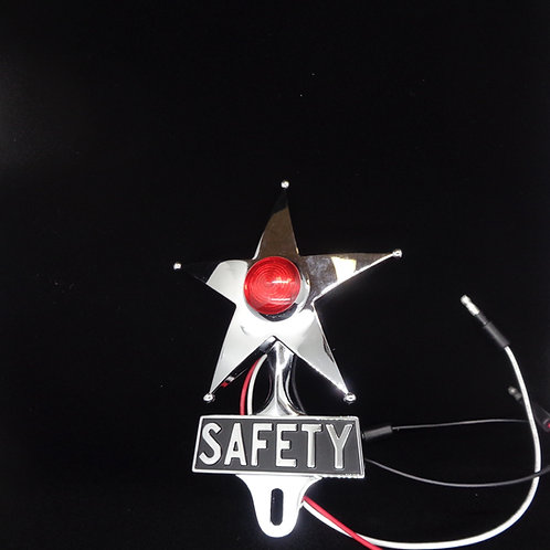 RED DOT SAFETY STAR LED
