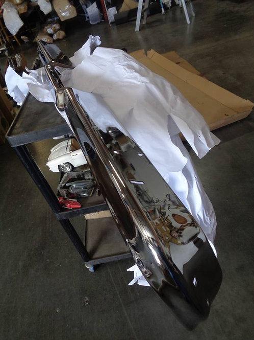 1969 pontiac firebird rear bumper