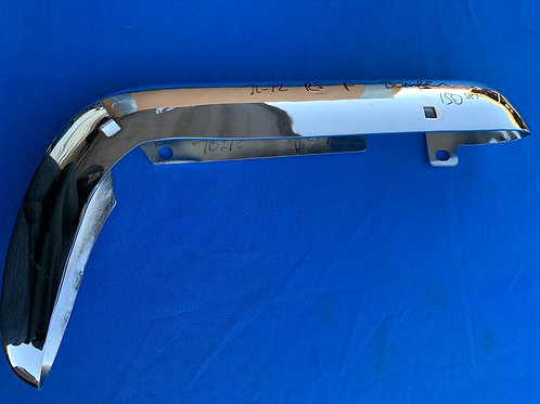 1971-72 Camero Rs Front Bumper end
