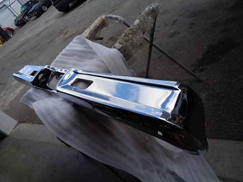 1965 chevelle rear bumper