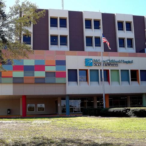 Our hospital!
