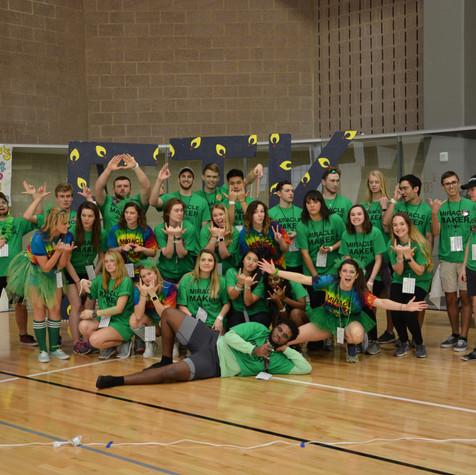 Green Team!