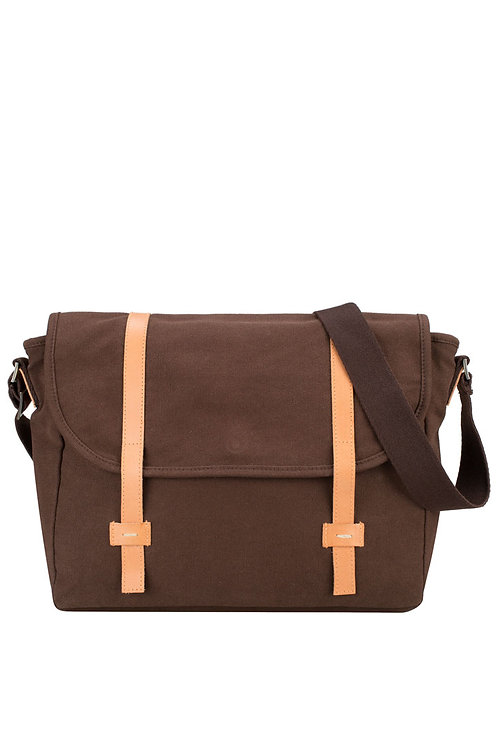 Travv-Messenger Brown