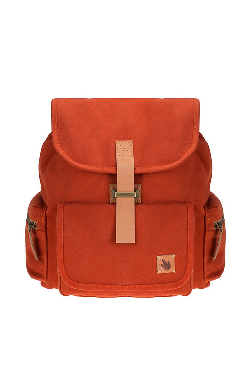 SandraBackpack mini  Orange