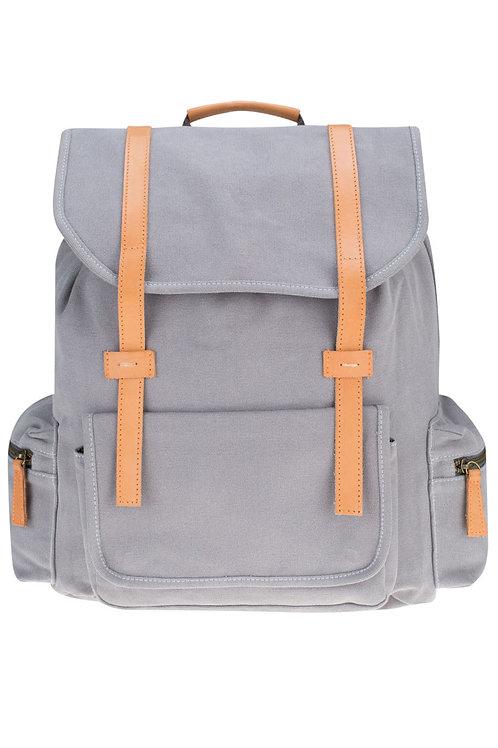 Travv-Backpack Grey