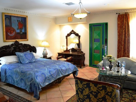 """It's worth a trip to Safed, just for the privilege of staying at this hotel"""""""