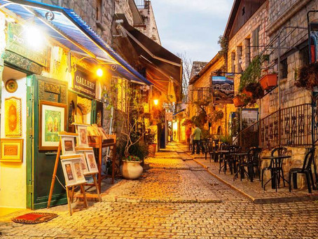 Safed /Tzfat, the City of Mysticism