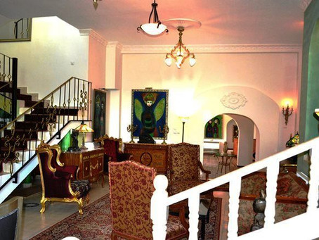 Book The Only Luxury Palacio Domain Boutique Hotel An Exquisite Palatial Mansion In Safed