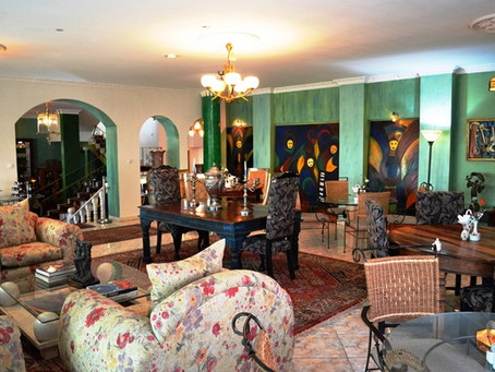 Safed Beautiful Palatial Mansion Luxury Boutique Hotel