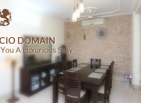 Palacio Domain Offers You A Luxurious Stay