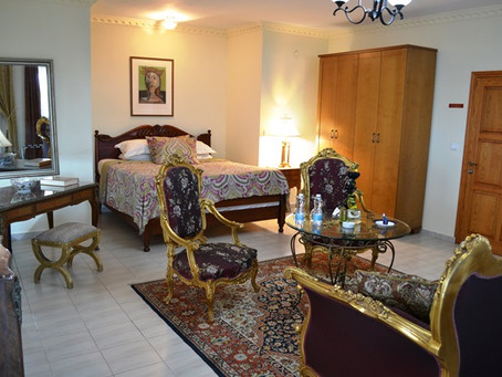 Probably the best boutique hotel in Zefat