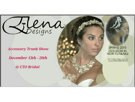 Elena Designs Accessory Trunk Show