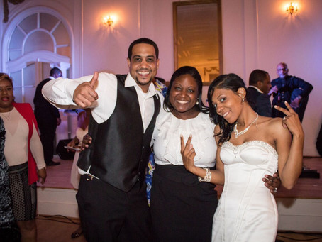 Wedding Day: Justin and Tonette Price
