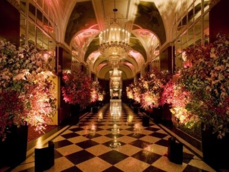 Luxe trends take over winter weddings