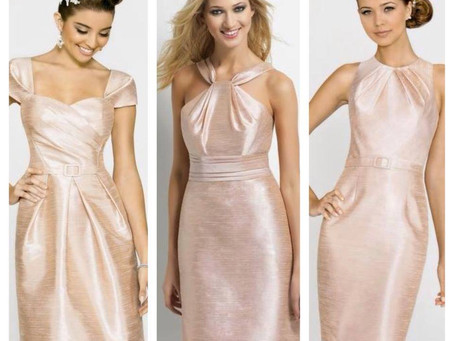We Love Bridesmaid Dresses by Alexia!! Stop by to check it out....