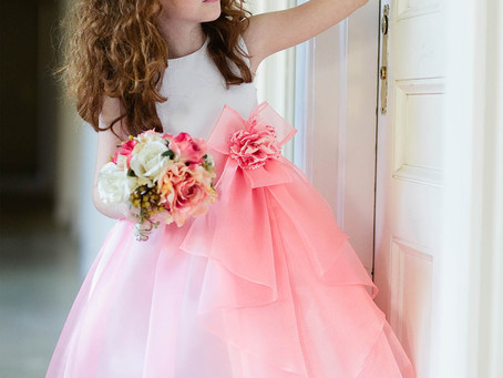 Flower Girls, just want to have fun.