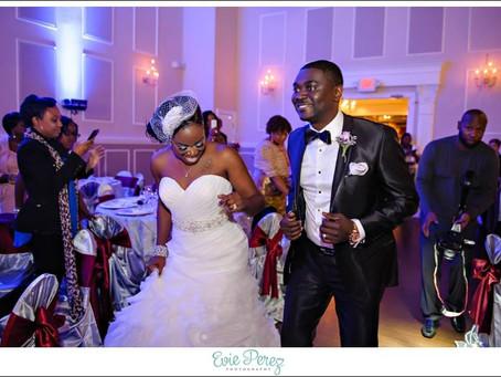 Anita + Willis Wedding Day - 11/16/13