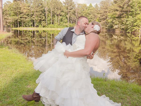 CTO Real Weddings - Bridal Haley