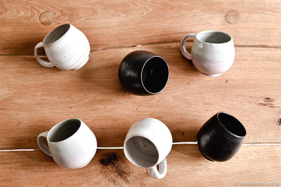 Tasses céramiques EMAYER