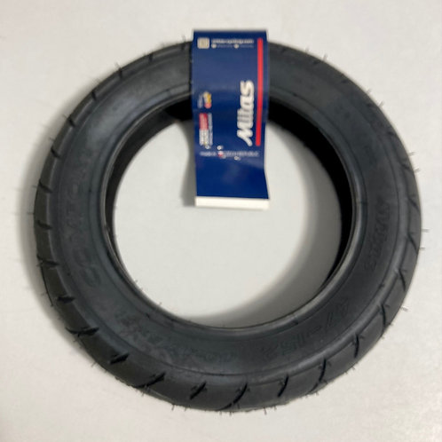 "10"" Smooth Tread Tyre (10x1.74x2)"