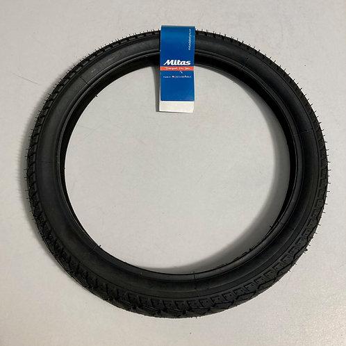 "16"" Smooth Jogging Tyre (47x305 / 16x1.75x2)"