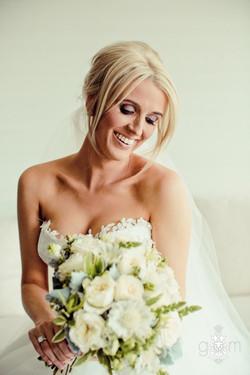 Sydney wedding makeup