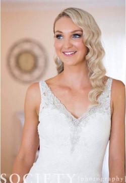 Sydney wedding hair stylist