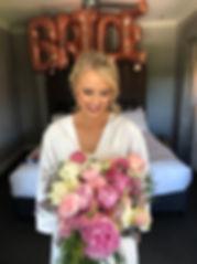 Bowral wedding makeup