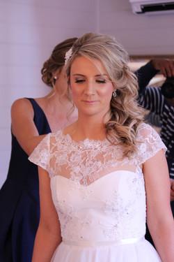Southern Highlands wedding makeup