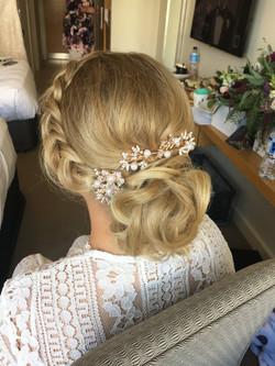 South Coast Wedding Hair