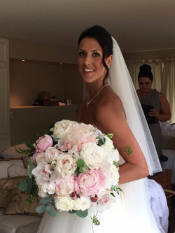 bridal hair Sydney