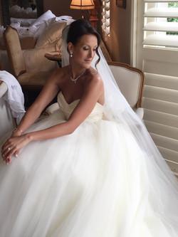 wedding hair stylist Bowral