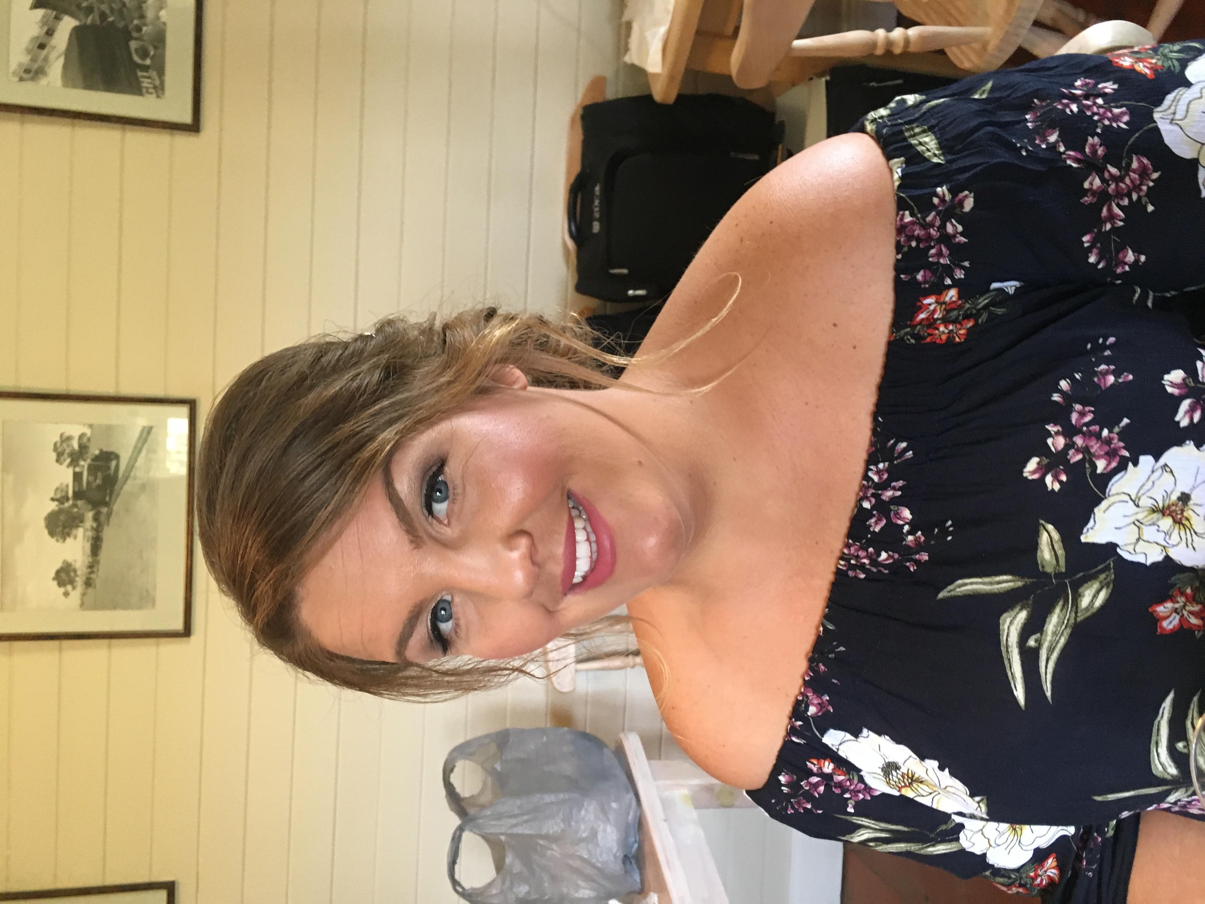 wedding makeup southern highlands
