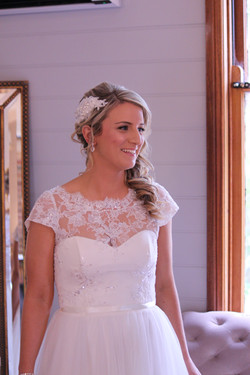 Southern Highlands wedding hair