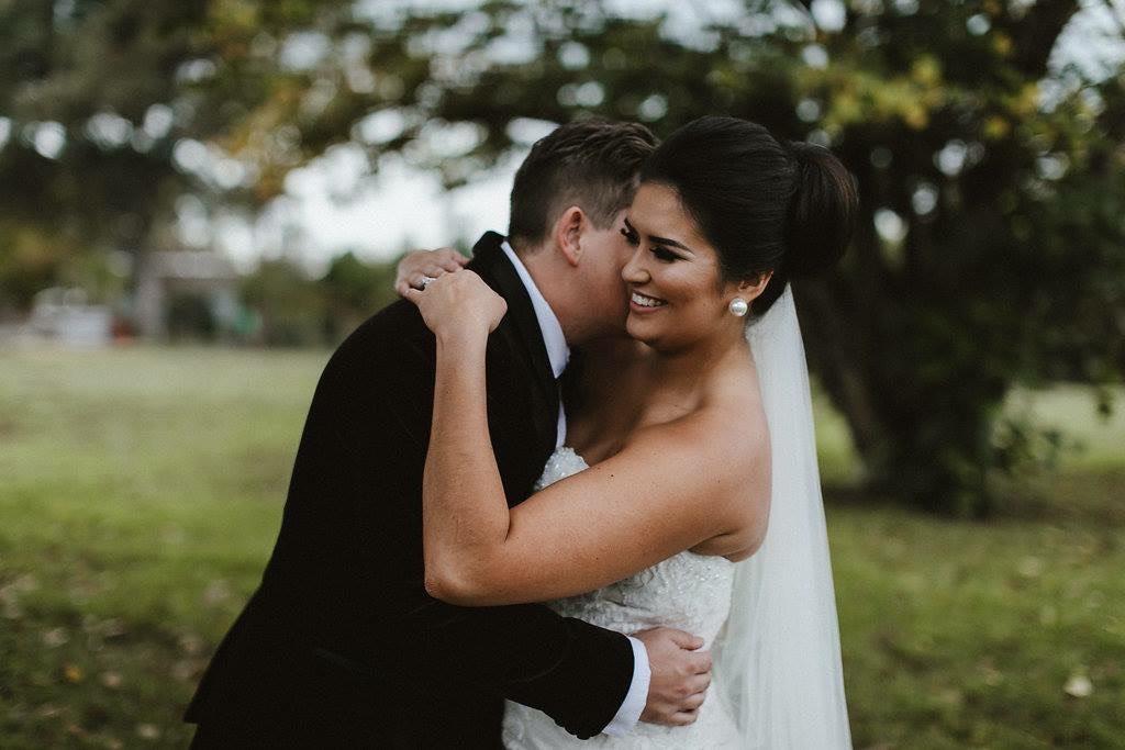 Sydney wedding hair and makeup