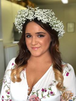 south coast wedding hair and makeup