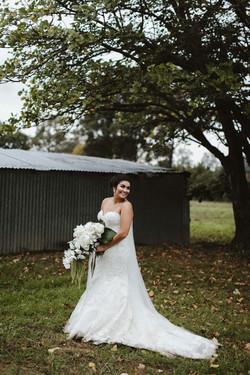 Sydney bridal hair and makeup